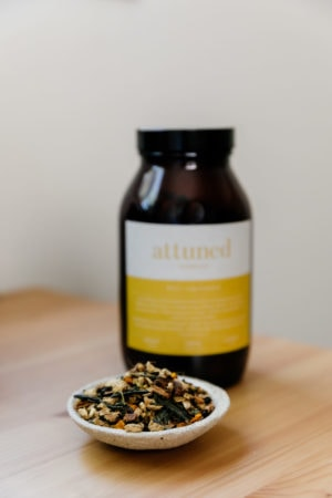 Attuned Herbals Brand Imagery 1