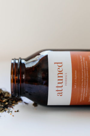 Attuned Herbals Brand Imagery 11