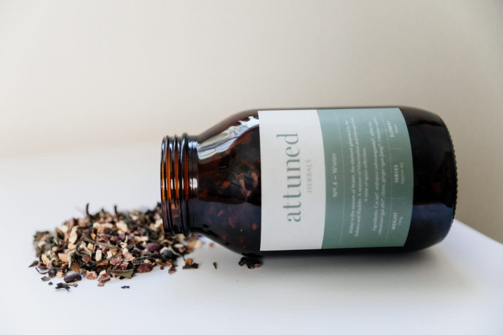 Attuned Herbals Brand Imagery 13