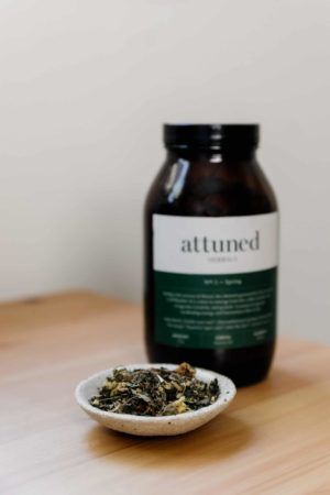 Attuned Herbals Brand Imagery 2