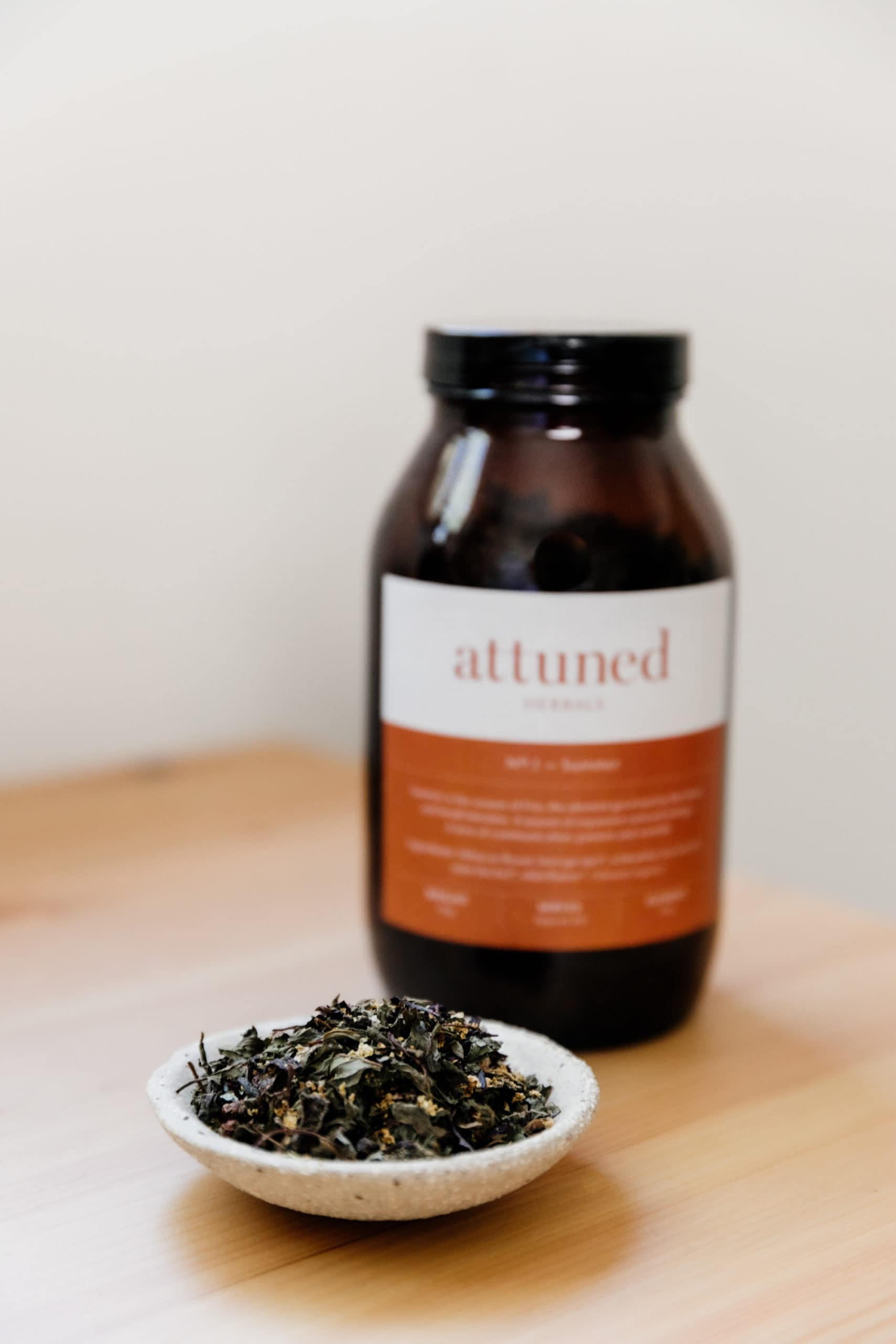 Attuned Herbals Brand Imagery 4