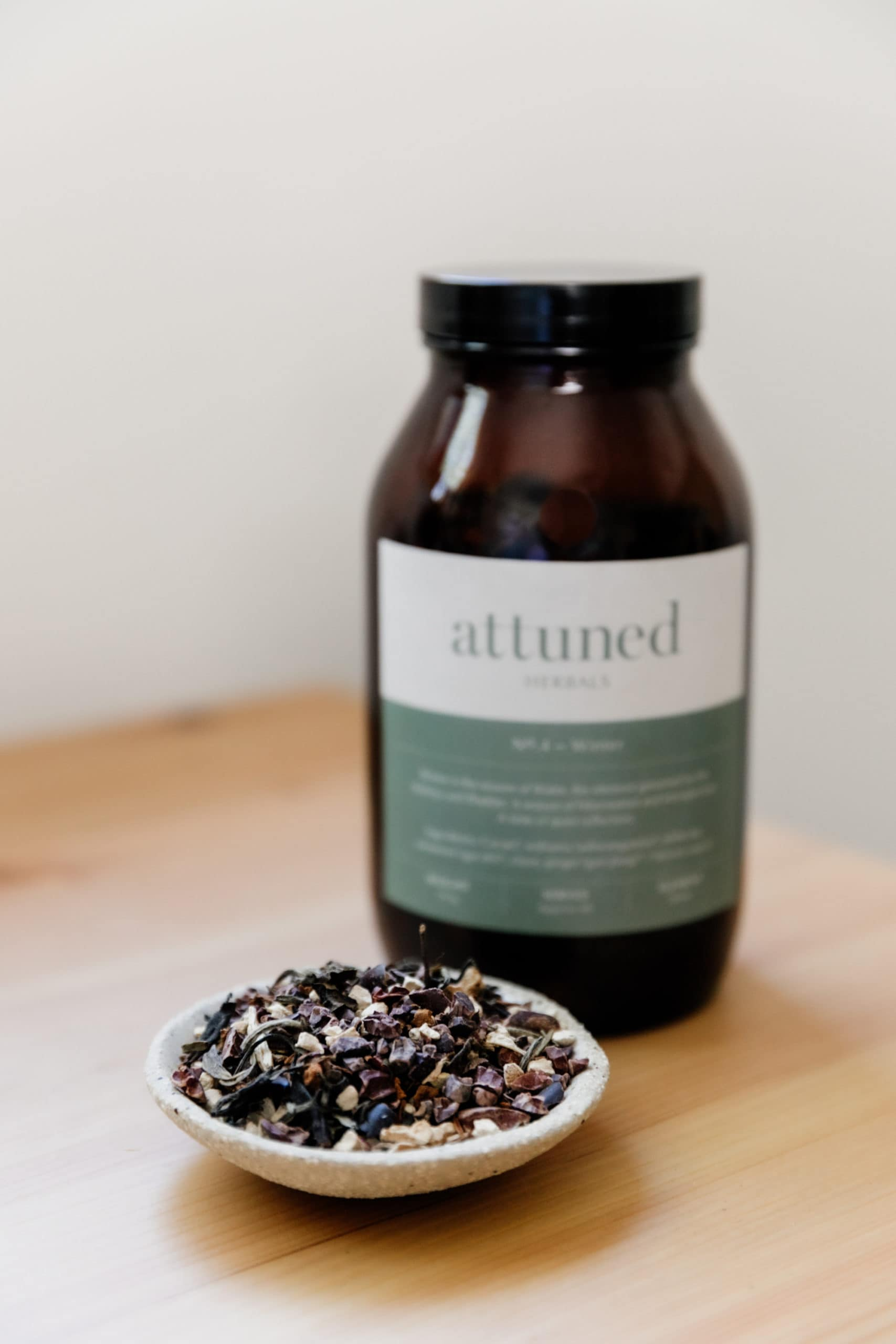 Attuned Herbals Brand Imagery 6