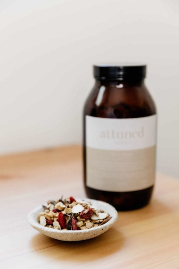 Attuned Herbals Brand Imagery 8